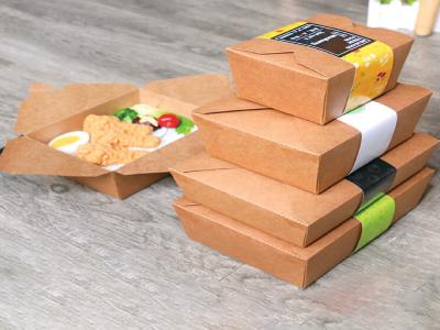 Bao bì giấy Kraft Thảo Mộc Xanh